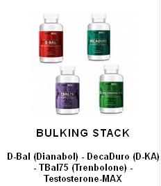 bulking stack crazybulk
