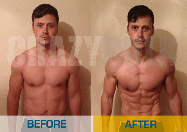 testosterone max before after photos