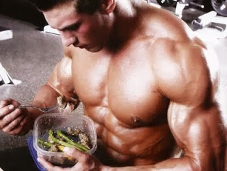 eat healthy and build lean muscle fast