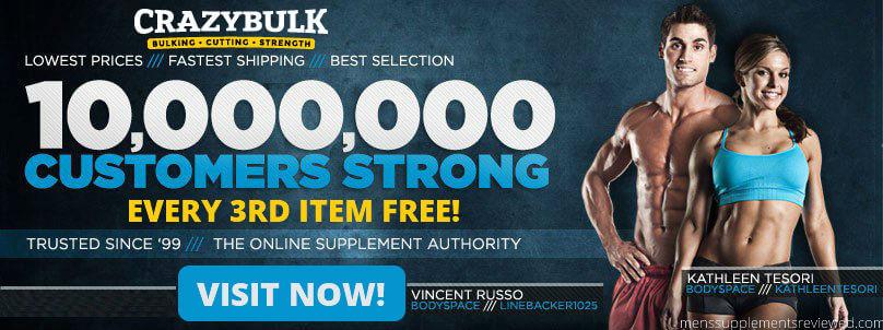 crazy bulk natural steroids