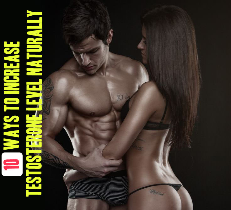 increase testosterone level naturally