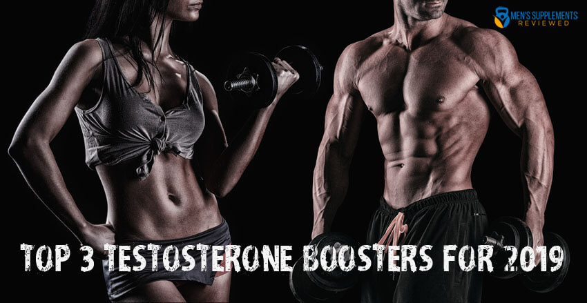 best testosterone booster supplements 2019