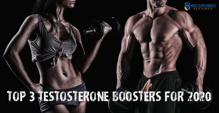 best testosterone booster supplements 2021