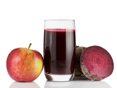 boost nitric oxide with beet juice