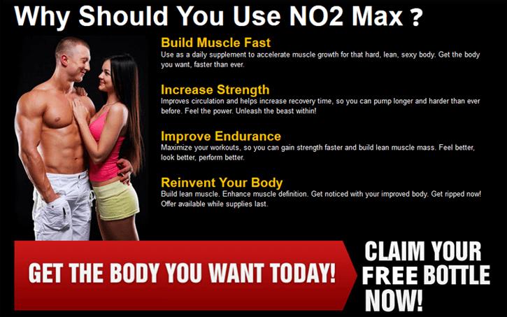 NO2-MAX discount