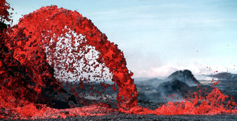 ejaculation lava