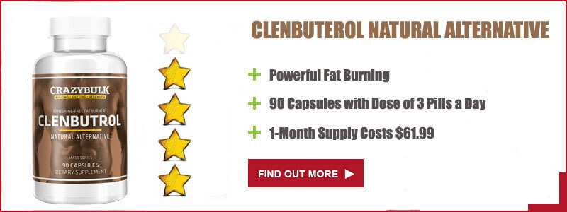 clen steroid features