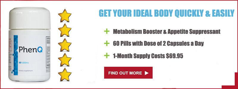 PhenQ - best diet pills for men and women