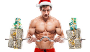 bodybuilding to stay shredded for the holidays