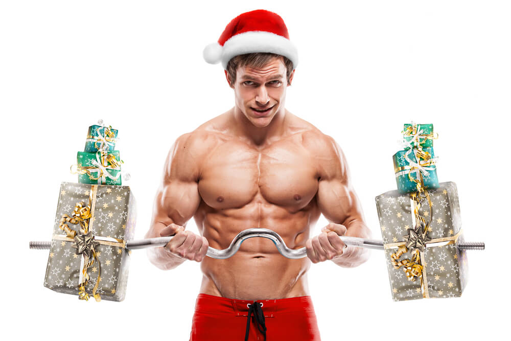 how to stay shredded for holidays