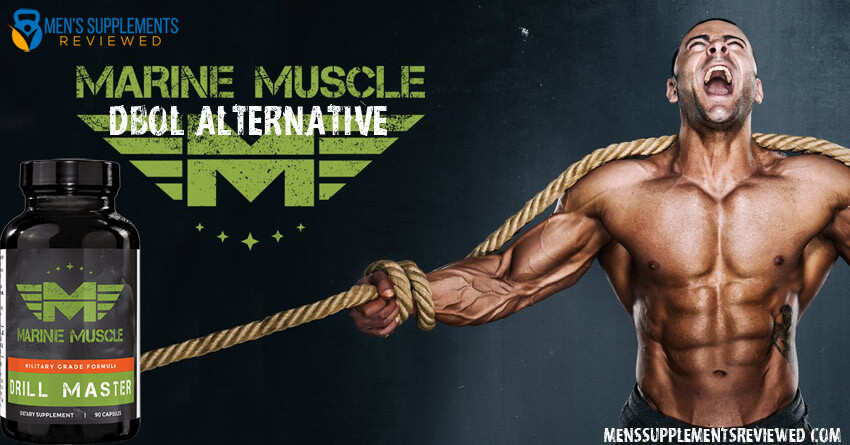 marine muscle dbol steroid alternative