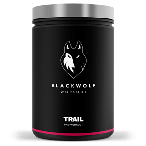 BlackWolf Trial pre workout for women