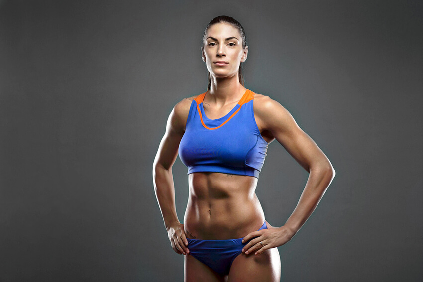 hottest female athletes in london 2017