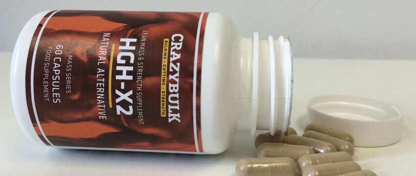 #1 legal hgh supplement for women: hgh-x2 by crazy bulk