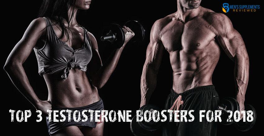 best testosterone booster supplements 2018