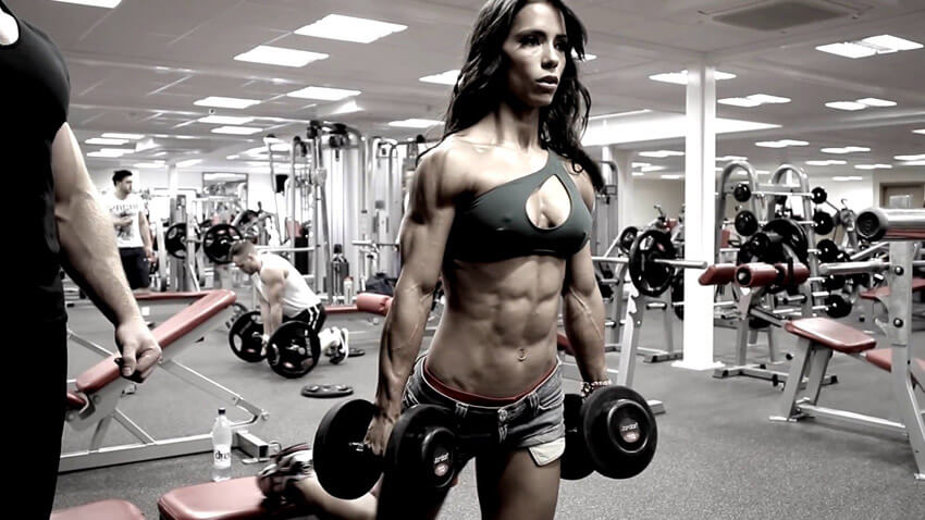 HGH Benefits for Female Bodybuilders