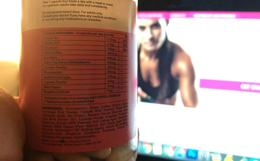 leanbean weight loss formula and dosage