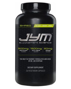 shred jym reviews for best fat burners for men