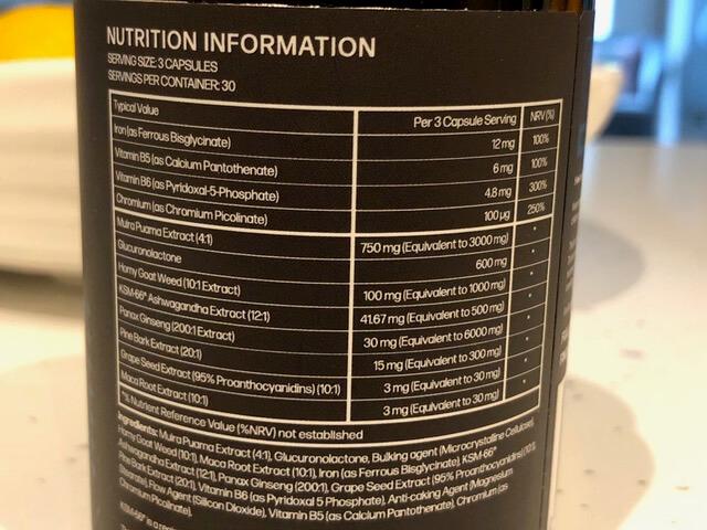 performer 8 ingredients formula