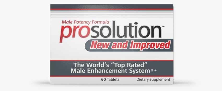 prosolution pills reviews